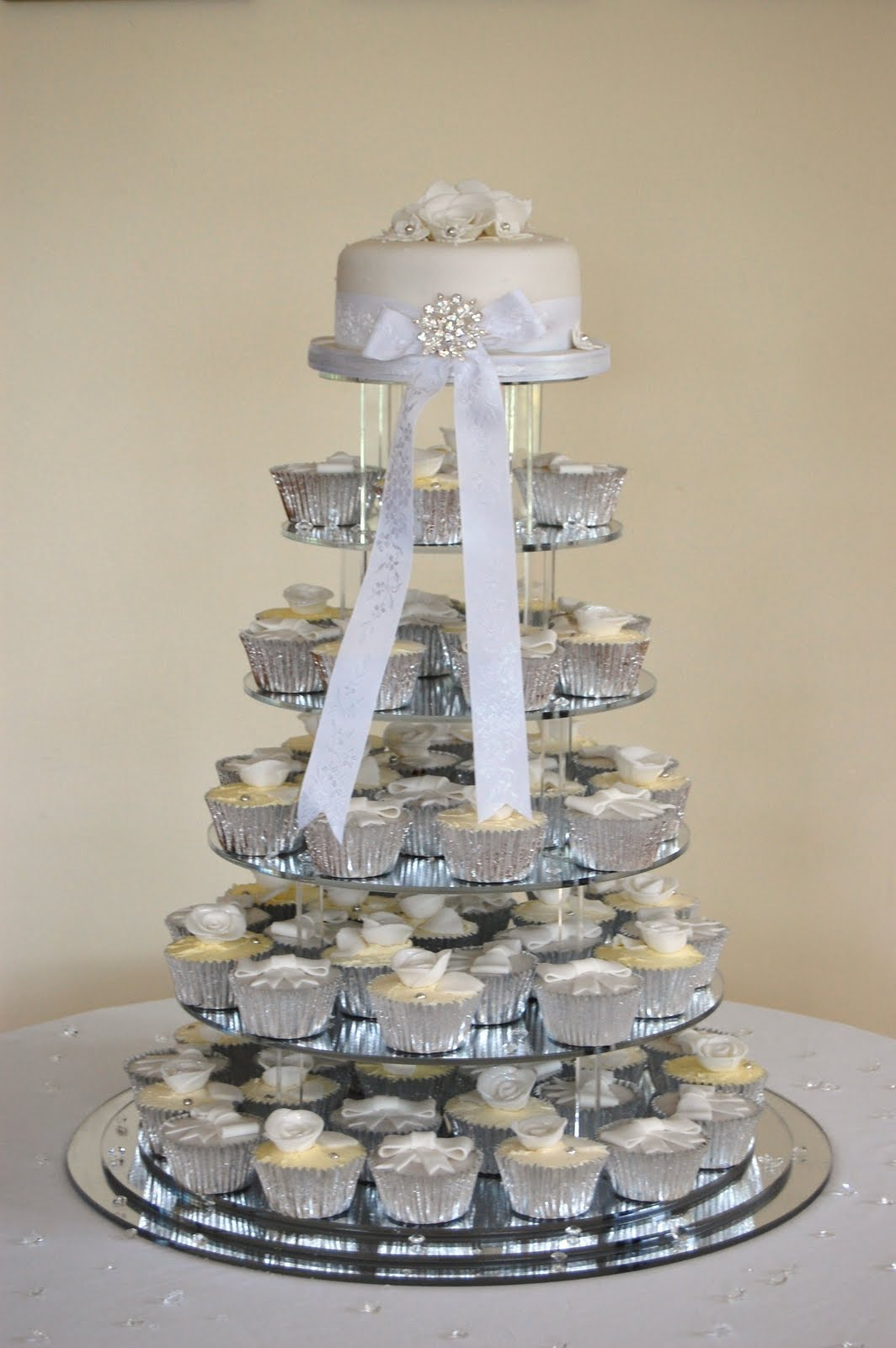 Cupcake Wedding Cakes Great Cake Ideas